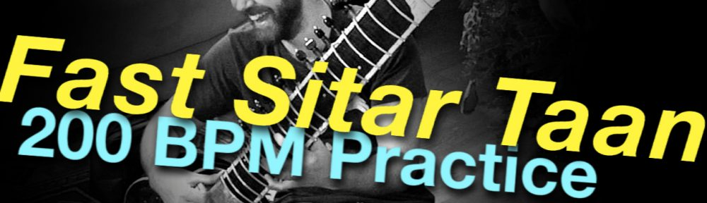 Fast Sitar Taans
